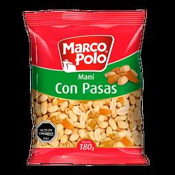 Marco Polo Mani Con Pasas