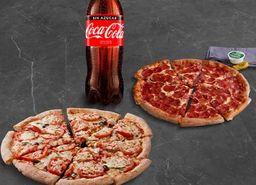 Combo 2 Arma tu Pizza