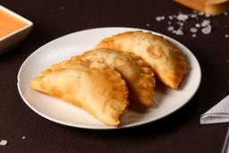 Empanada Queso Camarón