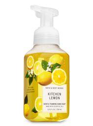 Jabón En Espuma Kitchen Lemon