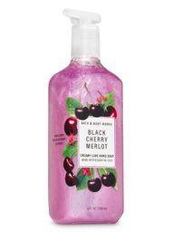 Bath & Body Works Jabón Cremoso Black Cherry Merlot