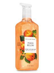 Jabón Cremoso Peach Bellini