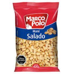 Mani Salado Marco Polo