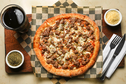 Combo Pizza Árabe