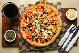 Combo Pizza Vegetariana