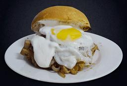 Sandwich Los Tres Cerdito