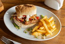 Sandwich Amigo Peruano