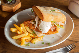 Sandwich El Coquimbano