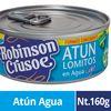 Robinson Crusoe Atun Lomito Agua
