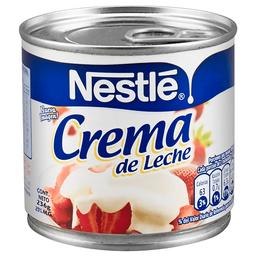 Crema de leche Nestle 236 g (lata)