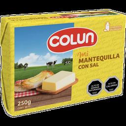 Mantequilla Colun 250 gr