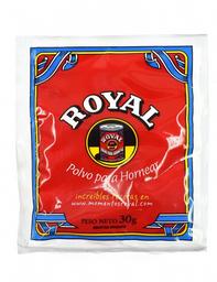 Polvo de Hornear Royal (sobre 30 gr)