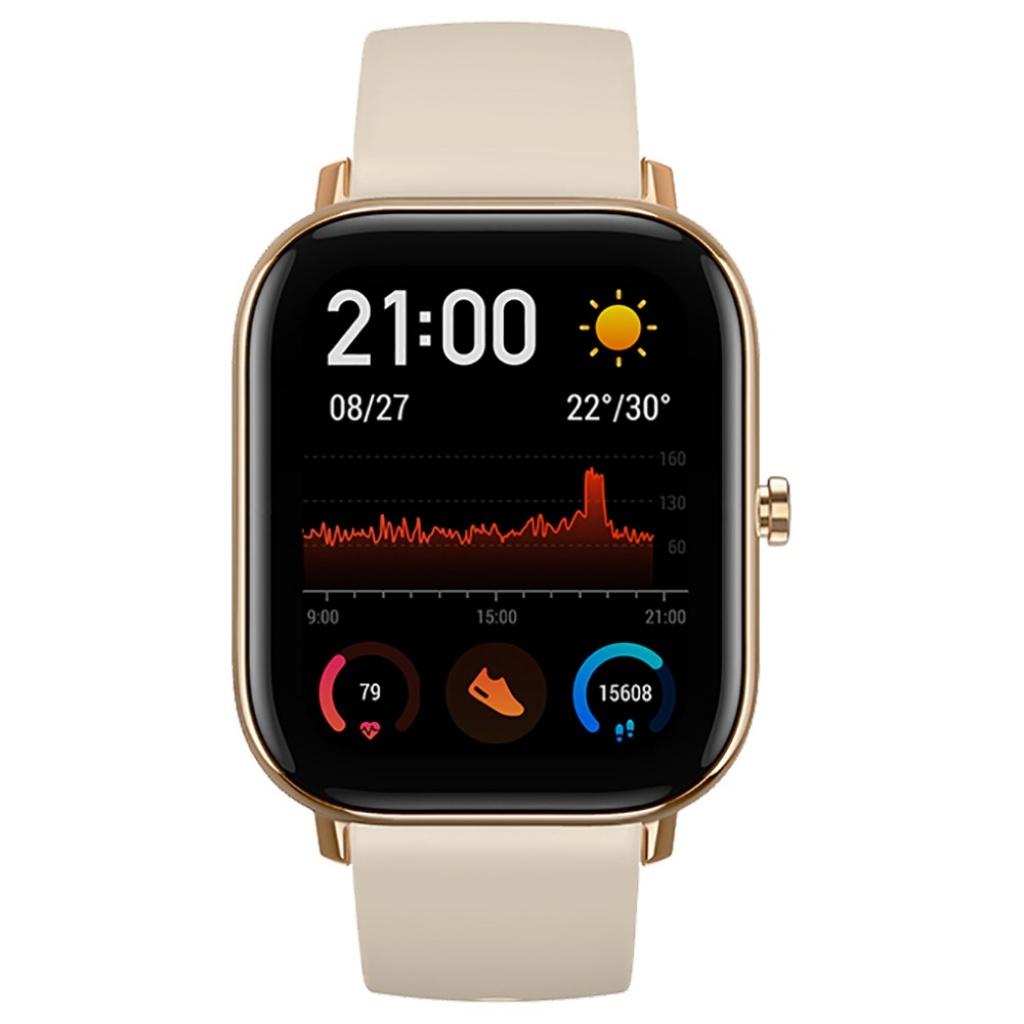 Smartwatch Xiaomi Amazfit GTS - Dorado