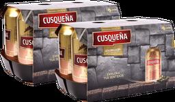 Promo 2X Six Pack Cusqueña Lata