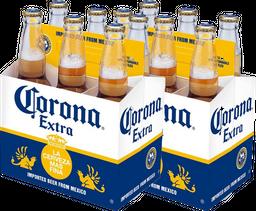 Promo 2x Six Pack Corona
