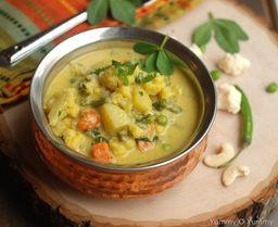 Malabar veg curry