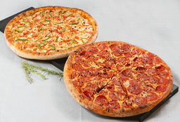 Dooble Arma Tu Pizza