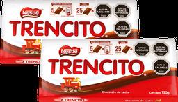 Promo 2x Chocolate de Leche Trencito 150g