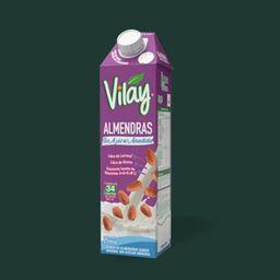 Leche Almendra Vilay 1 Lt