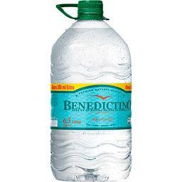 Agua sin gas 6.5 litros