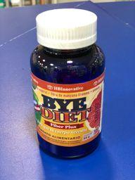 Bye Diet Fiber Plus X 120 Capsulas