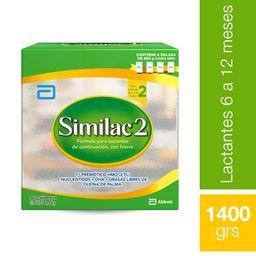 Similac 2 BIB Caja 1400g