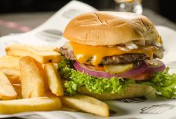 Menú Classic Burger
