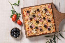 Combo Pizza Capricciosa