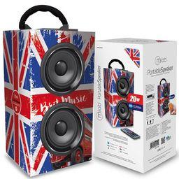 Parlante Microlab Zuka Bluetooth Britpop 6985