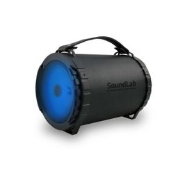 Parlante Portátil Microlab Soundlab 8247 Negro