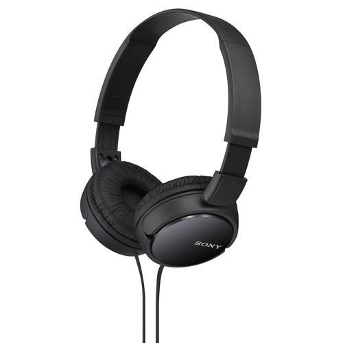 Audífonos Sony Zx110 Negro