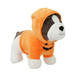 Peluche  Bulldog  Disfrazado