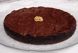Brownie Redondo 10 Personas