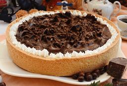 Cheesecake Pasta Chocolate Avellana 24 cm (Congelado)