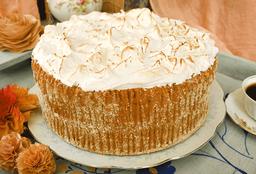 Torta Mil Hojas Manjar 20 Personas