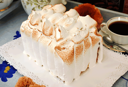Torta 3 leches manjar 13 cm (congelada)