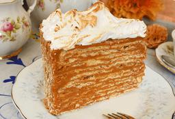 Trozo Torta Mil Hojas Manjar