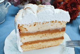 Trozo torta 3 leches manjar (congelada)