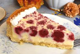 Trozo cheesecake frambuesa (congelado)