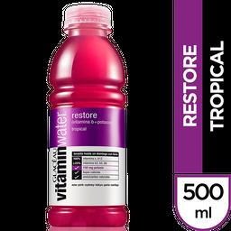 Agua Saborizada Vitamin Water Restore 500ml