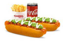 Combo 2 Hot Dog Extra