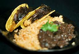 Tacos Pollo Tinga