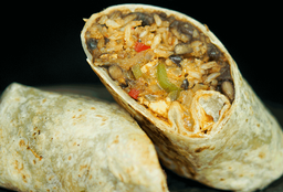 Burrito Pollo Tinga