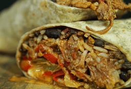 Burrito Carne Mechada