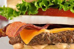 Bacon Cheddar Single