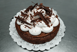 Pie de Brownie
