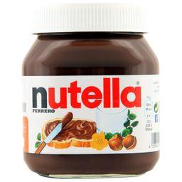 Nutella Ferrero Frasco 450 G