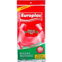 Bolsa Eurofacil Asas 50 Unid.