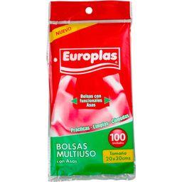 Fibro Bolsa Eurofacil Asas 50 Unid