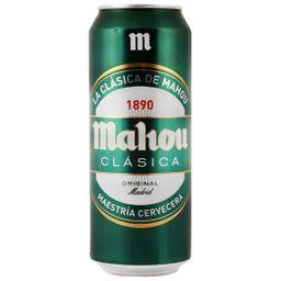 Mahou 12X Cerveza 500Cc Lata